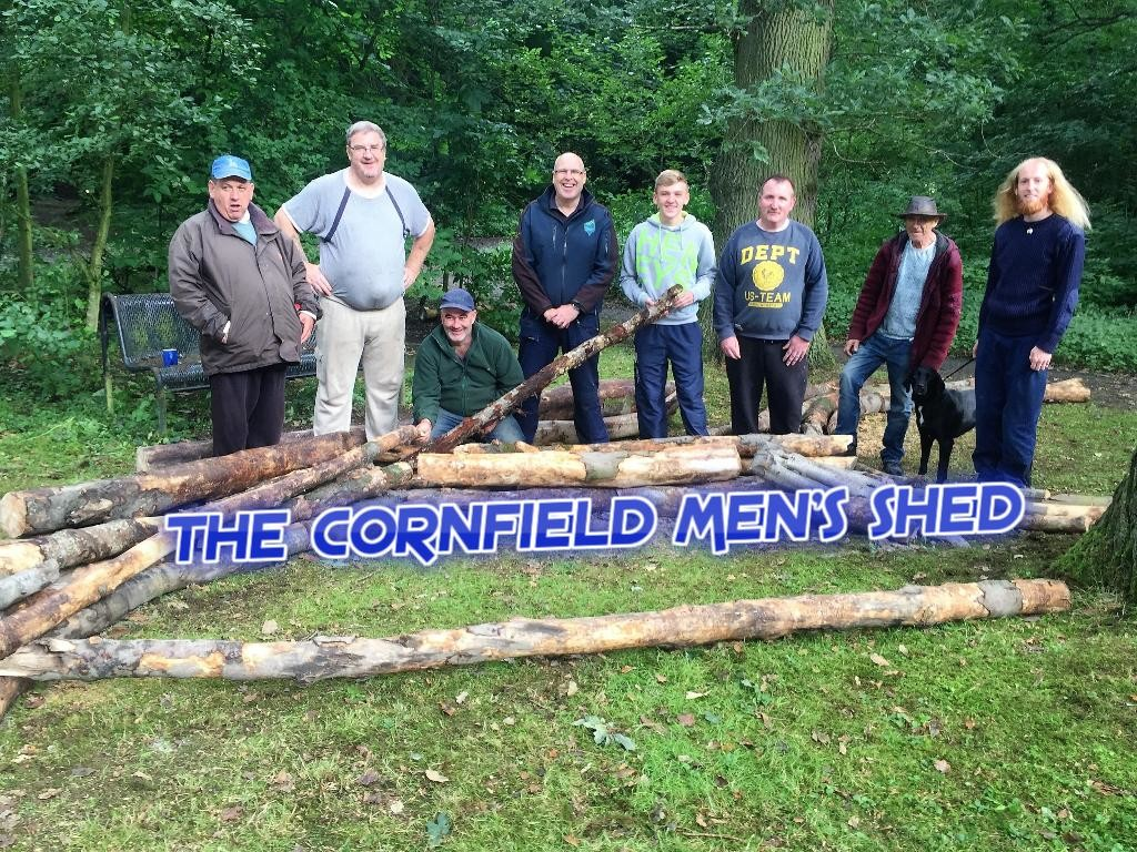 Men's Shed @ The Cornfield Project